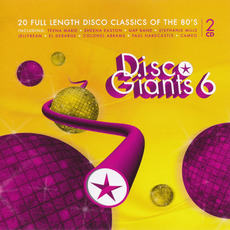 Disco Giants 6 mp3 Compilation by Various Artists