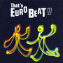 That's Eurobeat, Volume 27