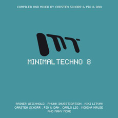 Minimal Techno 8 mp3 Compilation by Various Artists