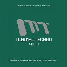 Minimal Techno 3 mp3 Compilation by Various Artists