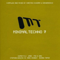 Minimal Techno 7 mp3 Compilation by Various Artists