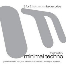 The Best in Minimal Techno mp3 Compilation by Various Artists