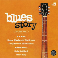 Blues Story n°21 Concert Vol. 2 mp3 Compilation by Various Artists