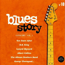 Blues Story n°10 Concert vol. 1 by Various Artists