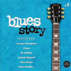 Blues Story n°4 Le Blues Rock by Various Artists