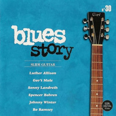 Blues Story n°30 Slide Guitar by Various Artists