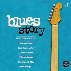 Blues Story n°2 Le Blues Anglais by Various Artists