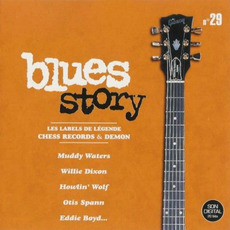 Blues Story n°29 Les labels de légende - Chess Records & Demon by Various Artists
