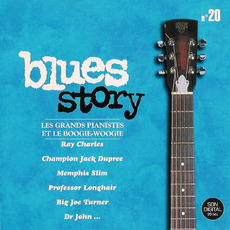 Blues Story n°20 Les grands pianistes et le boogie woogie by Various Artists
