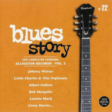 Blues Story n°22 Les labels de légende - Alligator Records Vol. 2 by Various Artists