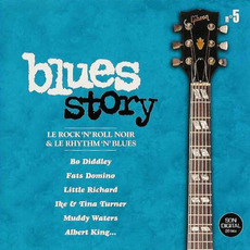 Blues Story n°5 Le Rock'n'Roll noir & le Rhythm'n'Blues by Various Artists