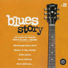 Blues Story n°23 Les labels de légende - Point Blank & Demon by Various Artists