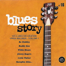 Blues Story n°16 Les labels de légende - Chess Records Vol.2 by Various Artists