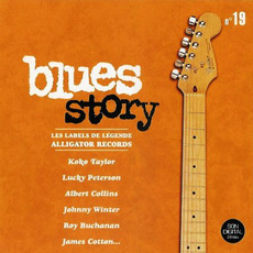 Blues Story n°19 Les labels de légende - Alligator Records mp3 Compilation by Various Artists