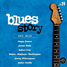 Blues Story n°24 Soul - Blues by Various Artists
