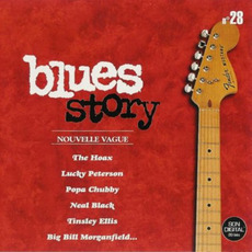 Blues Story n°28 Nouvelle Vague by Various Artists