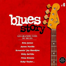 Blues Story n°6 Les Grandes Voix du Blues mp3 Compilation by Various Artists