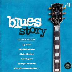 Blues Story n°11 Le Blues Blanc by Various Artists