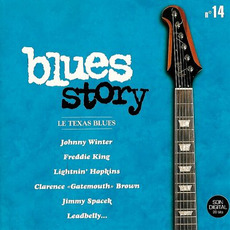 Blues Story n°14 Le Texas Blues by Various Artists