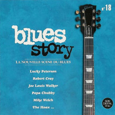 Blues Story n°18 La nouvelle scène du Blues by Various Artists