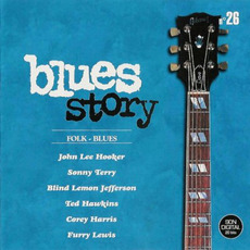 Blues Story n°26 Folk Blues by Various Artists