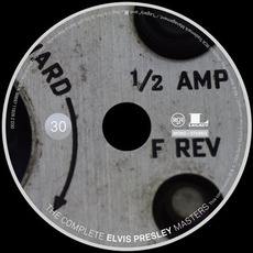 The Complete Elvis Presley Masters, CD 30 mp3 Artist Compilation by Elvis Presley