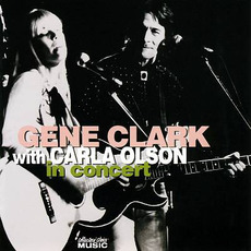In Concert mp3 Live by Gene Clark & Carla Olson