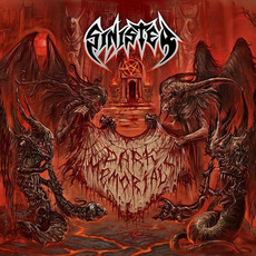 Dark Memorials mp3 Album by Sinister