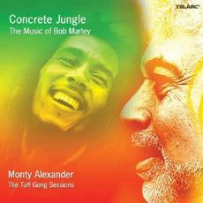 Concrete Jungle: The Music of Bob Marley mp3 Album by Monty Alexander