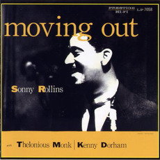 Moving Out (Remastered) mp3 Album by Sonny Rollins