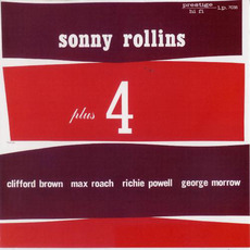 Sonny Rollins Plus 4 (Re-Issue) mp3 Album by Sonny Rollins