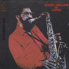 In Japan (Re-Issue) by Sonny Rollins
