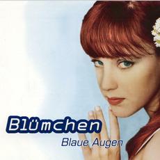 Blaue Augen by Blümchen