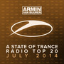 A State of Trance: Radio Top 20: July 2014