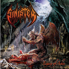 Legacy of Ashes (Limited Edition) mp3 Album by Sinister