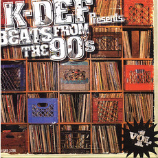 Beats From the 90's, Volume 1 by K-Def