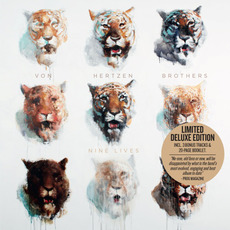 Nine Lives (Limited Deluxe Edition) by Von Hertzen Brothers