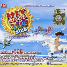 Hit Mania Estate 2015 mp3 Compilation by Various Artists