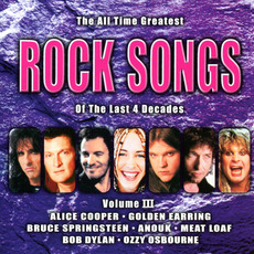 The All Time Greatest Rock Songs of the Last 4 Decades mp3 Compilation by Various Artists