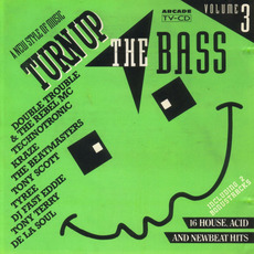 Turn Up the Bass, Volume 3 mp3 Compilation by Various Artists