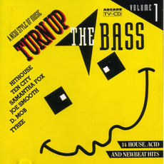 Turn Up the Bass, Volume 1 mp3 Compilation by Various Artists