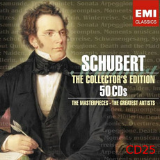 The Collector's Edition, CD25 mp3 Artist Compilation by Franz Schubert