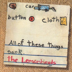 Car Button Cloth (Deluxe Edition) mp3 Album by The Lemonheads
