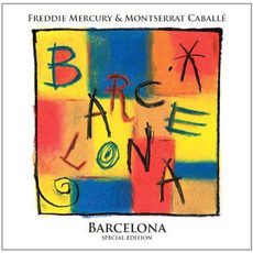 Barcelona (Special Edition) by Freddie Mercury & Montserrat Caballe