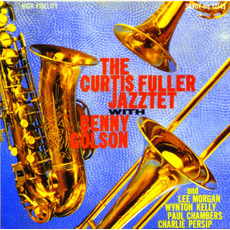 The Curtis Fuller Jazztet mp3 Album by Curtis Fuller Jazztet with Benny Golson
