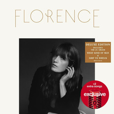 How Big, How Blue, How Beautiful (Target Deluxe Editoin) by Florence + The Machine