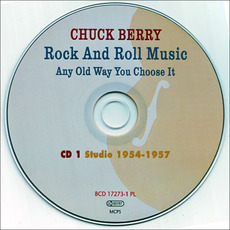 Rock And Roll Music Any Old Way You Choose It, CD1: Studio 1954-1957 mp3 Artist Compilation by Chuck Berry
