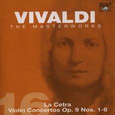 The Masterworks, CD16 by Antonio Vivaldi