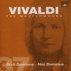 The Masterworks, CD37 by Antonio Vivaldi