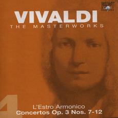 The Masterworks, CD4 by Antonio Vivaldi